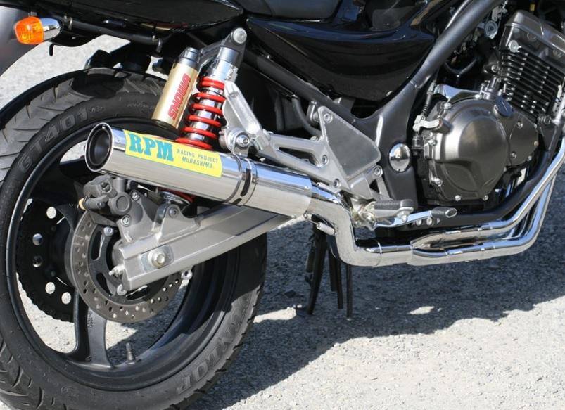 バリオス2(BALIUS2) RPM 4-2-1 フルエキゾーストマフラー RPM