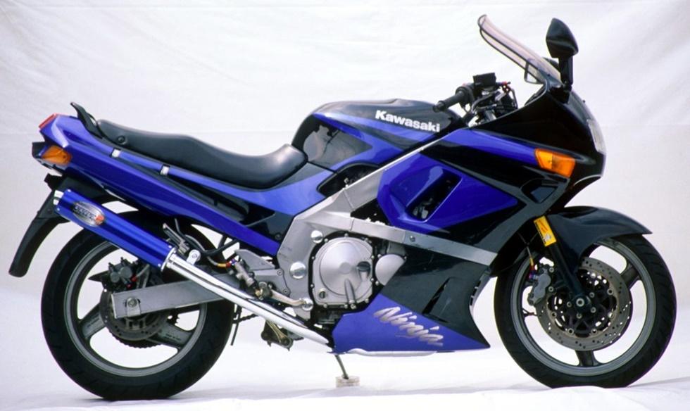ZZ-R400 SNIPER(スナイパー) フルエキゾーストマフラー RPM