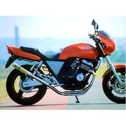 RPM-4-2-1マフラー JMCA認定タイプ RPM CB400SF(STD) 92~99年