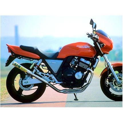 RPM-67Racing(レーシング)チタンサイレンサーカバー CB400SF(STD) 92~99年 RPMマフラー