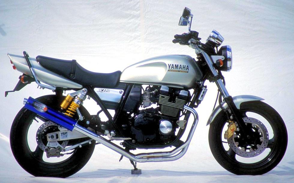 XJR400 SNIPER(スナイパー) フルエキゾーストマフラー RPM