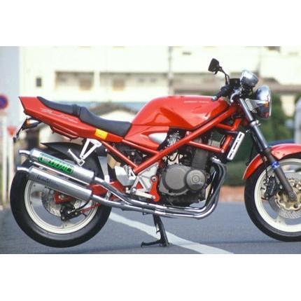 RPM-DUAL(デュアル)マフラーJMCA認定タイプ RPM バンディット400/V 89~94年初期型