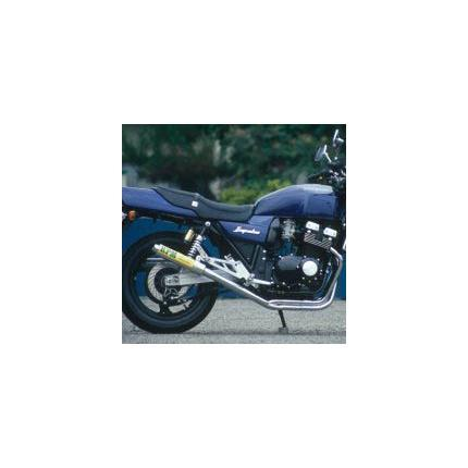RPM-4-2-1マフラー(ステンレスサイレンサーカバー) RPM バンディット250/V GJ77A/95~99年