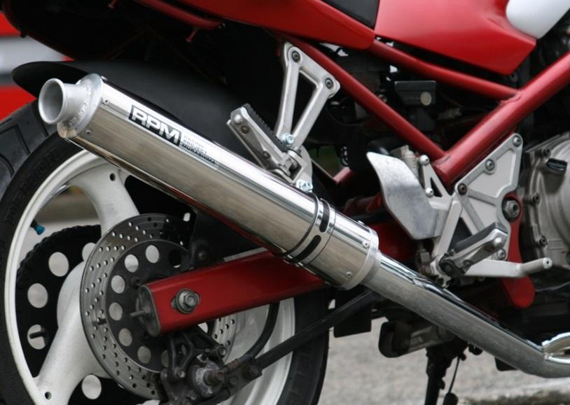 バンディット250/V(BANDIT)GJ74A RPM-NEW4in2in1マフラー RPM