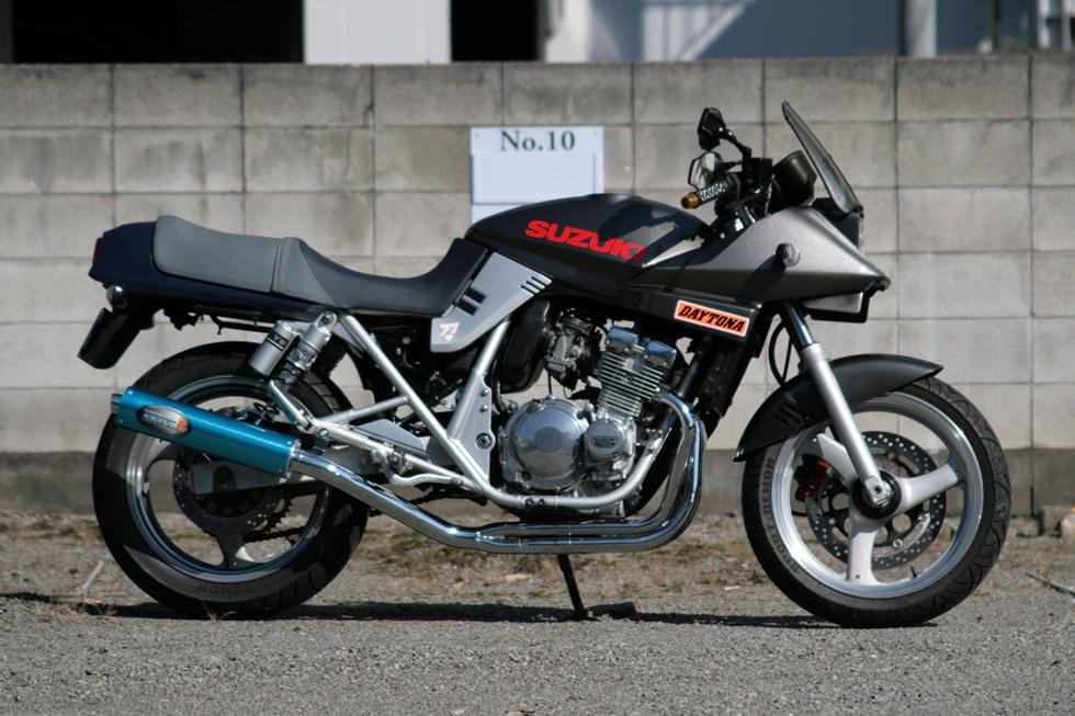 GSX250S SNIPER(スナイパー) フルエキゾーストマフラー RPM