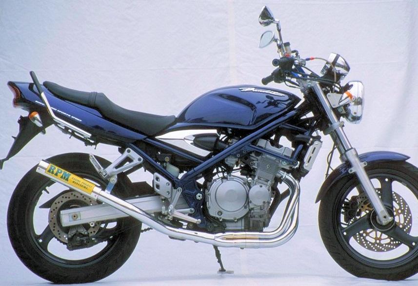 バンディット400/V(BANDIT)GK7AA RPM-67Racing(レーシング)マフラー(ステンレスサイレンサーカバー) RPM