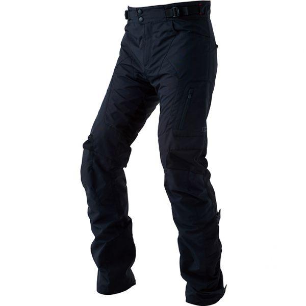 RSY256 クロスオーバー メッシュ パンツ ブラック 2BLサイズ RSタイチ(RSTAICHI)