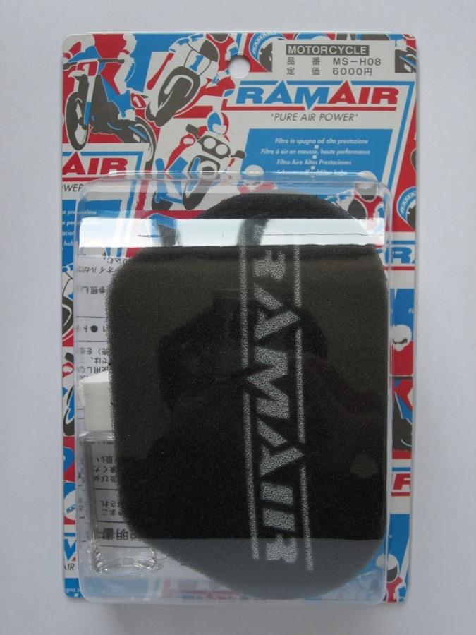 在庫有り あす楽対象 ふるさと割 ZX-6R RR オンライン限定商品 エアーフィルター MSシリーズ キャブピッチ82mm以下 ツインタイプ ラムエア RAMAIR