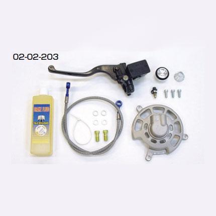 モンキー(MONKEY)駆動系パーツ SP武川(SPタケガワ)油圧クラッチ変換キット 旧乾式クラッチキット用
