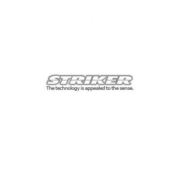 リペアアウター ラウンドカーボン(アルミ内蔵)Φ110/480mm用 STRIKER(ストライカー)