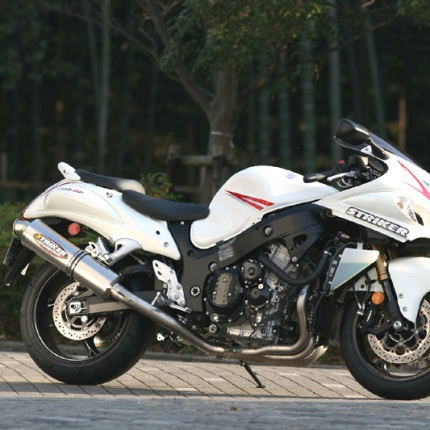 レーススターティングセット ストライカーレーシング STRIKER(ストライカー) GSX1300R(隼)2008~12