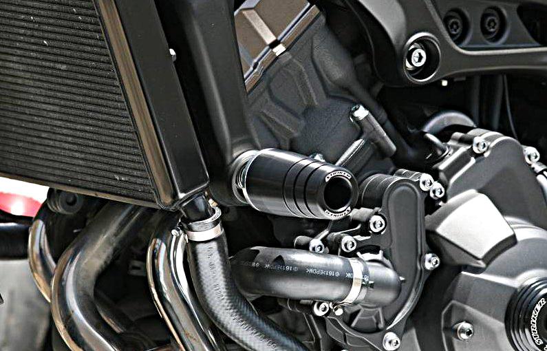 MT-09 MT-09/ABS/ABS ガードスライダー フロントアッパー STRIKER(ストライカー), 湖西市:0b5e5b38 --- mail.ciencianet.com.ar