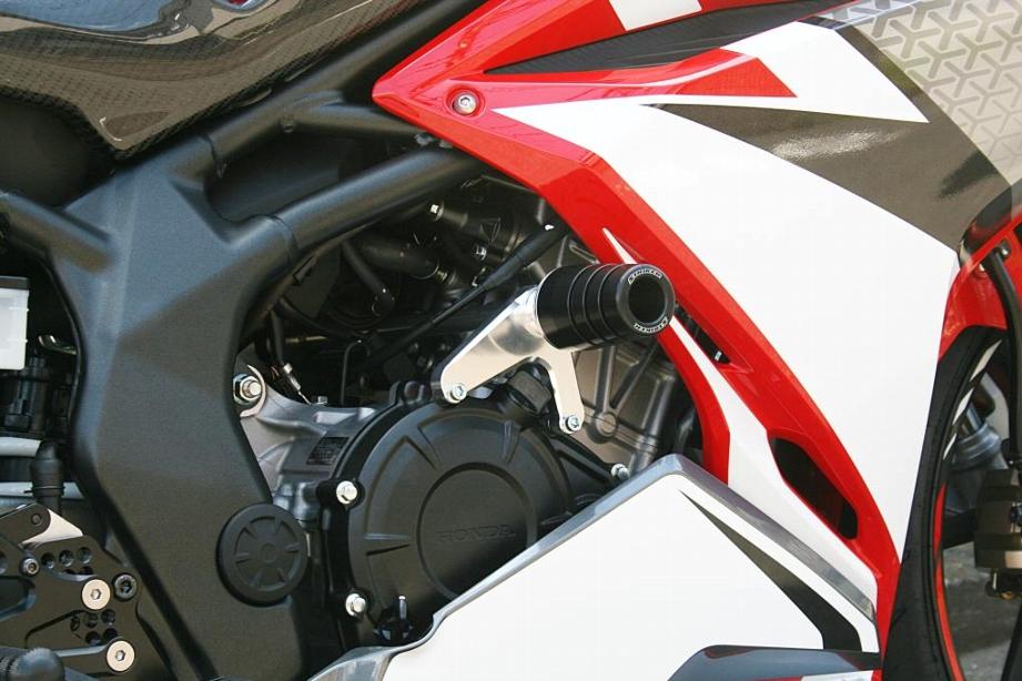 CBR250RR ガードスライダー CBR250RR オールブラック STRIKER(ストライカー), 厨房卸問屋 名調:3279e0ee --- sunward.msk.ru