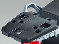 Vストローム(V-Strom)1000 ABS/XT ABS(17年) 35Lトップケースアダプター SUZUKI(スズキ)