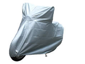 SUZUKI(スズキ) バイクカバー シルバー 標準タイプ XXXサイズ