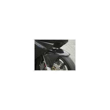 フロントフェンダー 黒ゲル NSR250R(MC21/MC28)90年~ SAITANIYA(才谷屋ファクトリー)