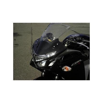 RCVフロントマスク スリット 白ゲル CBR250R(MC41) 11年 SAITANIYA(才谷屋ファクトリー)