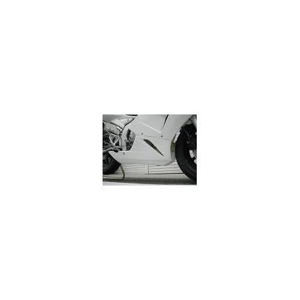 アンダーカウル レース 白ゲル NSF100 SAITANIYA(才谷屋ファクトリー)