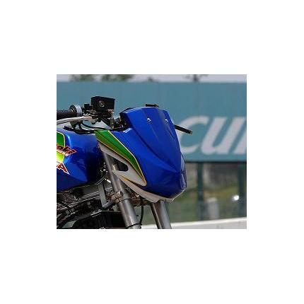 ビキニカウル レース 白ゲル KSR110 SAITANIYA(才谷屋ファクトリー)