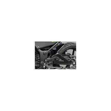 リアフェンダー 黒ゲル Ninja250R 08年~ SAITANIYA(才谷屋ファクトリー)