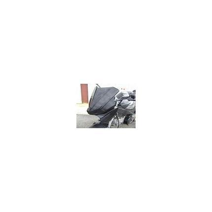 ハイパーゼッケンカウル レース 黒ゲル CB400SF(NC31) SAITANIYA(才谷屋ファクトリー)