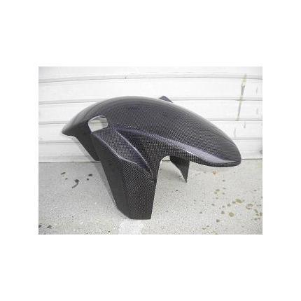 フロントフェンダー(GPtype) 黒ゲル TZR250R(3XV) 91年~ SAITANIYA(才谷屋ファクトリー)