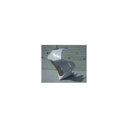 フルカウル レース 白ゲル TZR50/R (3TU/4EU) SAITANIYA(才谷屋ファクトリー)