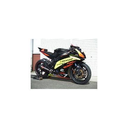 フルカウル&シングルシートセット レース YZF-R6 08~11年 SAITANIYA(才谷屋ファクトリー)