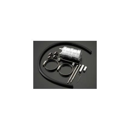 ショートビレットオイルキャッチタンクキット250左側取付 SHIFT UP(シフトアップ) APE(エイプ)50/100/TypeD