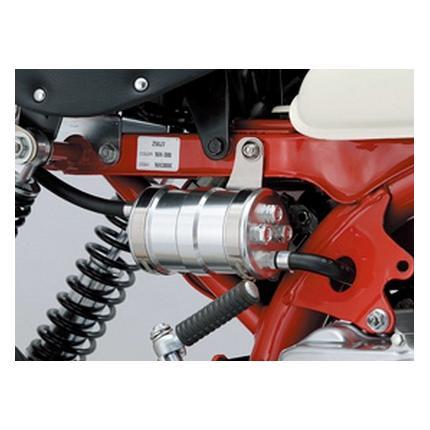 ビレットミニオイルキャッチタンクタイプ2 SHIFT UP(シフトアップ) モンキー(Z50J-1600008~6V・12V共通 ※FI不可