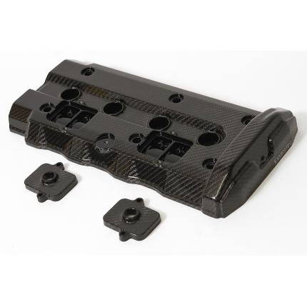 SPLヘッドカバー(カーボンドライプロテック施工済み) しゃぼん玉 ZRX1200