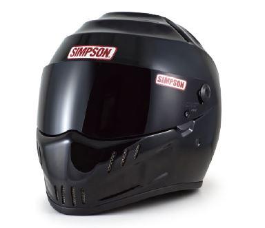 SPEEDWAY(スピードウェイ) RX12 ヘルメット ブラック 57cm SIMPSON(シンプソン)