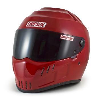 SPEEDWAY(スピードウェイ) RX12 ヘルメット レット 57cm SIMPSON(シンプソン)