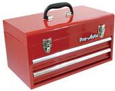 P983020 2段引出シ式ツールボックスレッド SUEKAGE(スエカゲ)