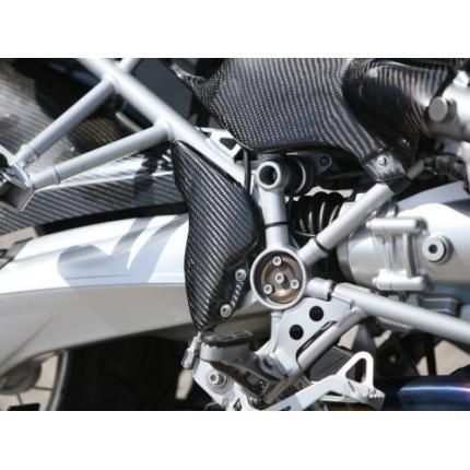 ステップガード ドライカーボン ササキスポーツクラブ(SSC) BMW R1200R
