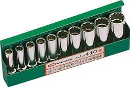 L410 TONE ディープソケットセット(差込角12.7mm) TONE(トネ)