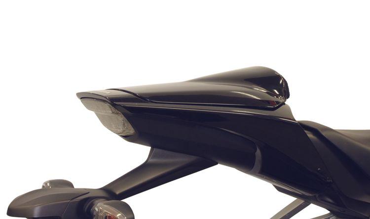CBR1000RR(08~10年) シングルシートカウル ワークスタイプ(グラファイトブラック) TSR(テクニカルスポーツ)