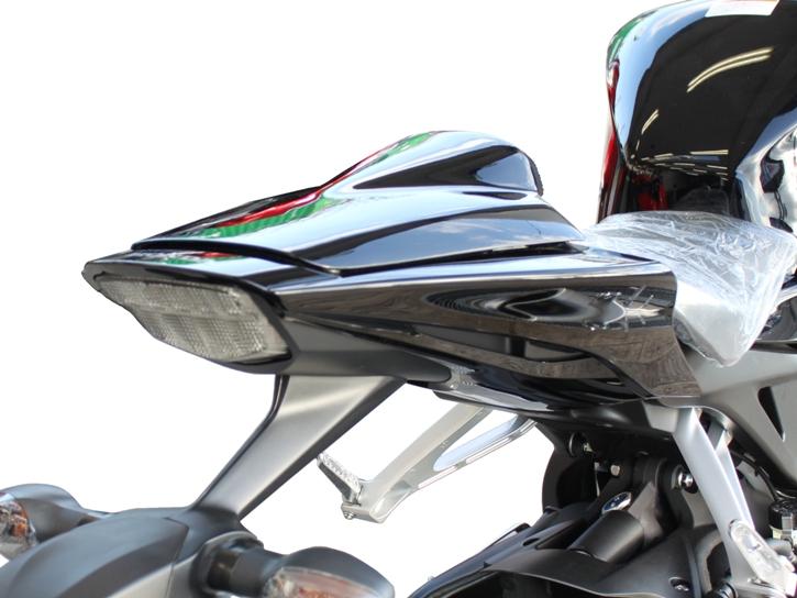 CBR1000RR(13年) シングルシートカウル ワークスタイプ (グラファイトブラック) TSR(テクニカルスポーツ)
