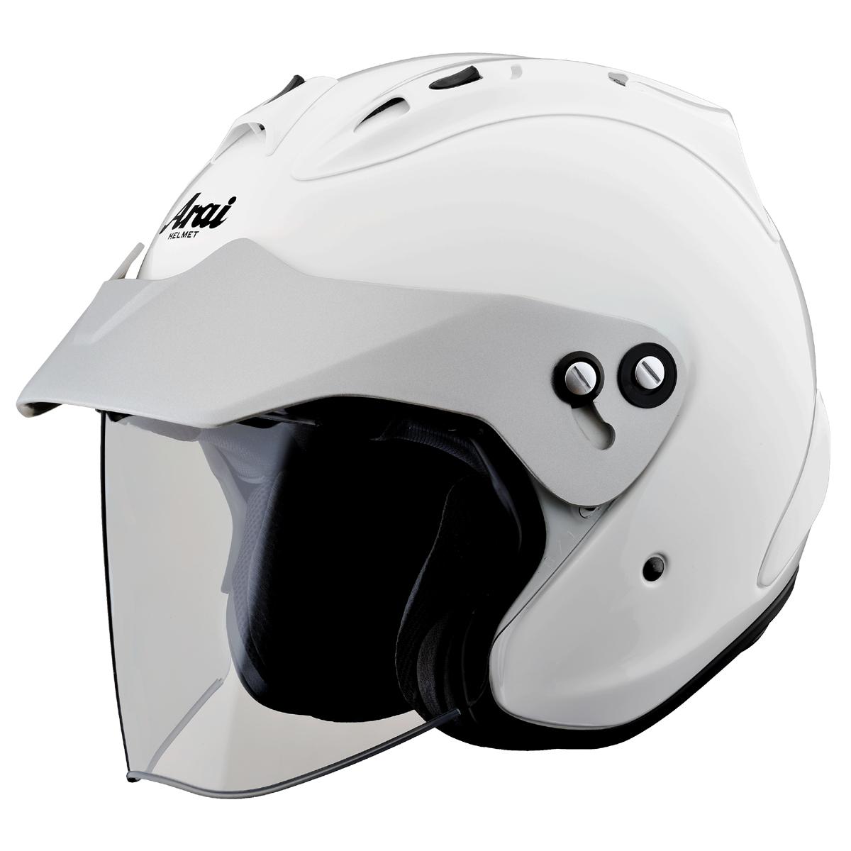SZ-RAM4 UPタウン ホワイト 55~56cm ジェットヘルメット ARAI(アライ)