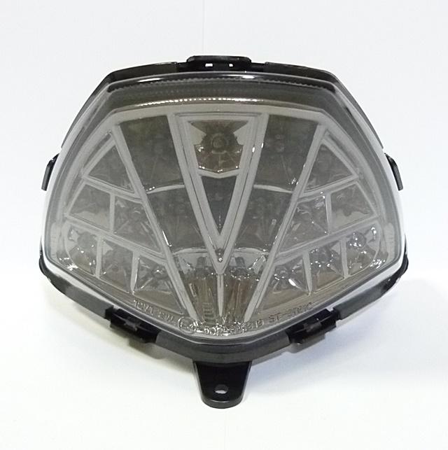 送料無料 本物 CBR125R 激安通販 11年~ LEDテールランプ スモーク ユニカー工業 UNICAR