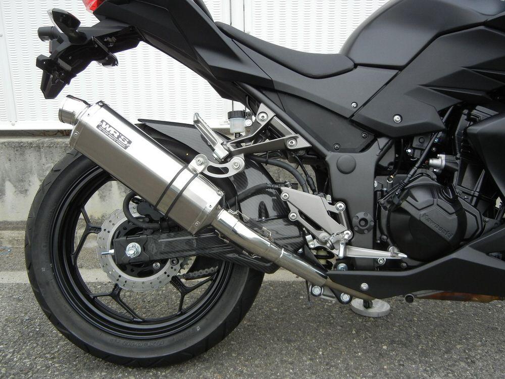 【安心発送】 Z250 ABS(JBK-ER250C) オーバルタイプ スリップオンマフラー ステンレス オーバルタイプ/オーバル(JMCA認証) Z250 WR'S(ダブルアールズ), バイク用品の車楽:ccf8181f --- business.personalco5.dominiotemporario.com