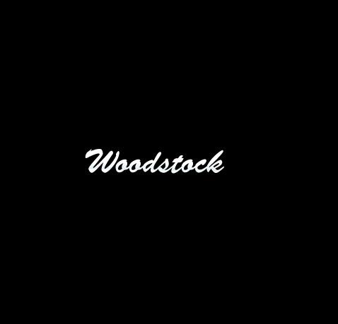 ゼファー750(ZEPHYR) エンジンハンガー(2点セット)・ブラック woodstock(ウッドストック)