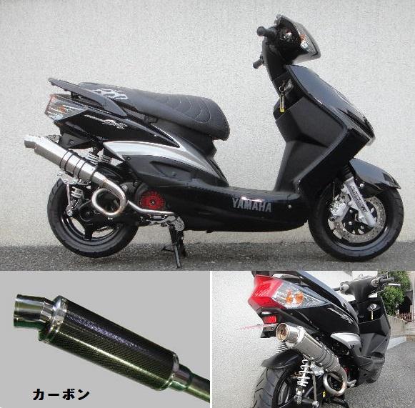 シグナスX(CYGNUS-X)A/Fセンサー付き(台湾5期) ループ・コーン・パイプ WJ-R カーボン ウインドジャマーズ