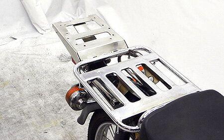 スーパーカブ50 JBH-AA01(PGM-FI)デラックス・スタンダード ダブルリアキャリア ウイルズウィン(WirusWin)