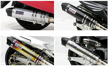 マグザム(MAXAM)SG21J ビートイットマフラー ブラックカーボン仕様 ウイルズウィン(WirusWin)