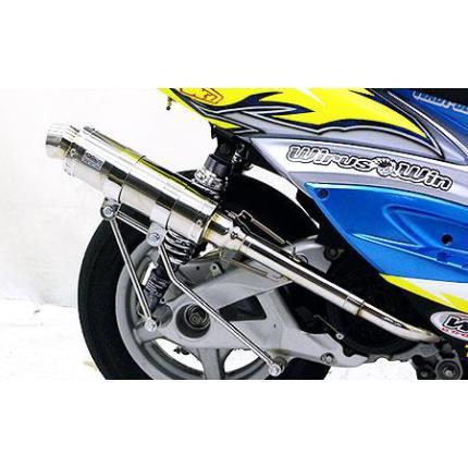 シグナスX(1型)国内SE12J レーシングマフラーG ウイルズウィン(WirusWin)