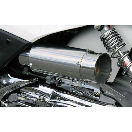 シグナスX(1型)国内SE12J サイレンサー型 エアクリーナーキットバズーカータイプ ウイルズウィン(WirusWin)