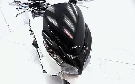 ライトマスク カーボン仕様 ウイルズウィン(WirusWin) PCX150(JBK-KF12)