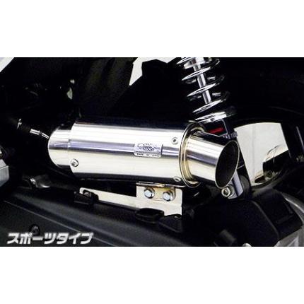 サイレンサー型エアクリーナーキット スポーツタイプ ウイルズウィン(WirusWin) PCX125(eSPエンジンモデル用)