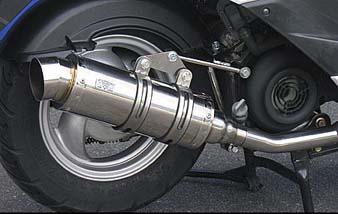 ロイヤルマフラー スポーツタイプ ウイルズウィン(WirusWin)シグナスZ(CYGNUS-Z)O2センサー装備モデル